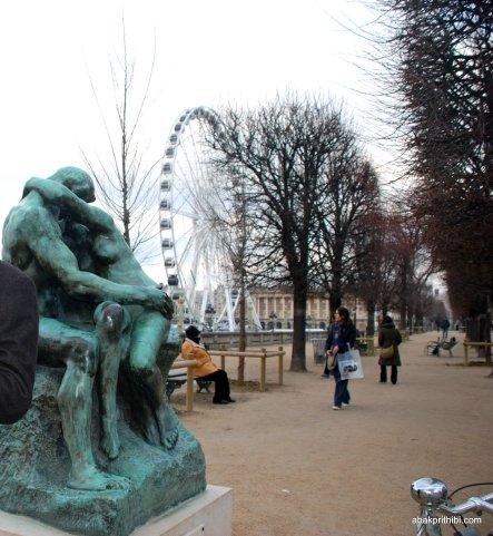 Le Baiser or The Kiss (2).JPG