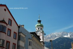 Maria-Theresien Strasse, Innsbruck, Austria (1)