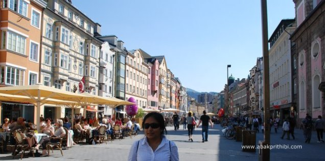 Maria-Theresien Strasse, Innsbruck, Austria (2)