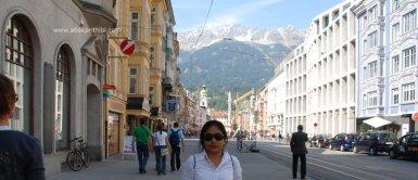 Maria-Theresien Strasse, Innsbruck, Austria (3)