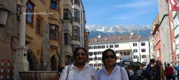 The Goldenes Dachl or Golden Roof, Innsbruck, Austria (1)