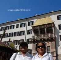 The Goldenes Dachl or Golden Roof, Innsbruck, Austria (2)