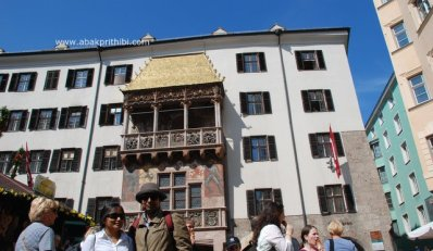 The Goldenes Dachl or Golden Roof, Innsbruck, Austria (3)